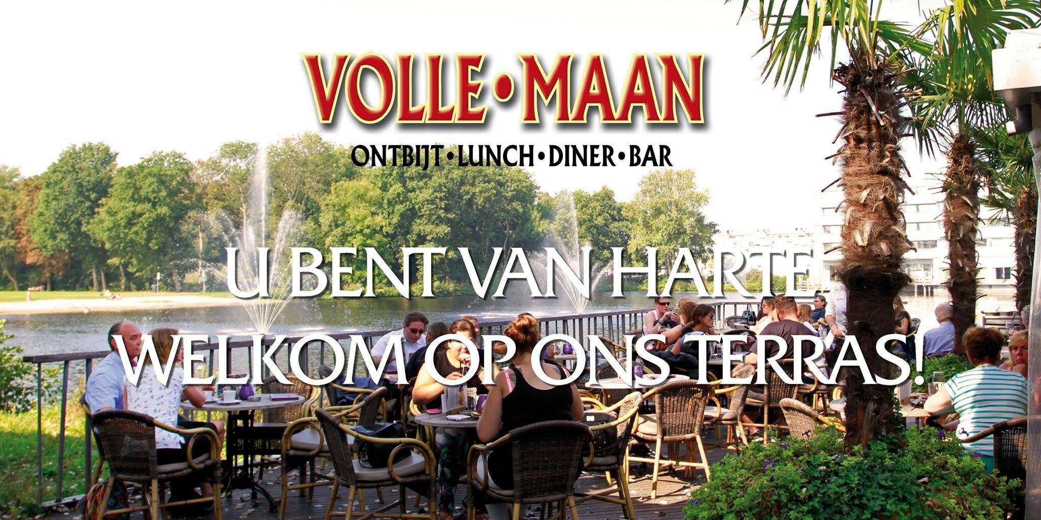Restaurant Volle Maan - Terras is geopend! - Restaurant Volle Maan